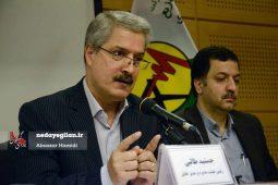 گزارش تصویری نشست خبری مدیرعامل شرکت توزیع برق گیلان
