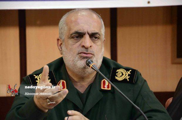 اعزام اکیپ مهندسی سپاه قدس گیلان به مناطق سیل زده
