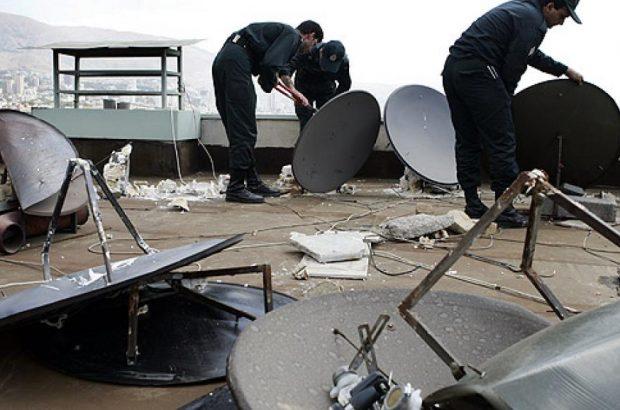 آیا پلیس برای جمع آوری ماهواره می تواند وارد پشتبام آپارتمان شود؟