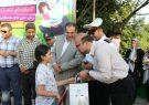 جشنواره پرواز بادبادک در بام سبز لاهیجان