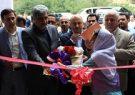 افتتاح نیروگاه برق آبی و مدرسه 12 کلاسه در تالش