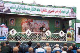 گزارش تصویری یادواره سردار شهید مرتضی حسینپور شلمانی