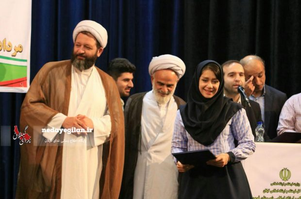 آیین تجلیل از خبرنگاران شهرستان فومن برگزار شد+تصاویر