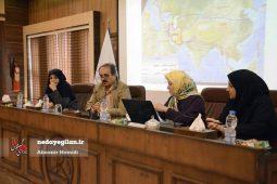 گزارش تصویری سی و هفتمین نشست ماهیانه توسعه در سازمان مدیریت و برنامه ریزی گیلان