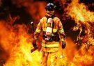 پوشش ۲۳ مورد حریق و حادثه توسط آتش نشانان شهر رشت در ۴۸ ساعت گذشته