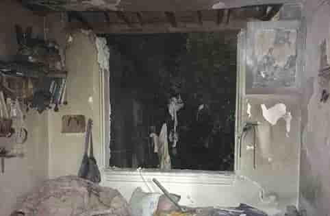 انفجار گاز پیک نیک در رشت 3 مصدوم برجای گذاشت