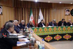 گزارش تصویری نشست مجمع نمایندگان گیلان با وزیر صنعت، معدن و تجارت