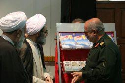 گزارش تصویری یادواره شهدای حفاظت اطلاعات سپاه قدس گیلان