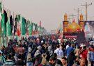 شمار زائرین خارجی اربعین حسینی ورودی به کشور از مرز آستارا به ۱۰هزار نفر رسید