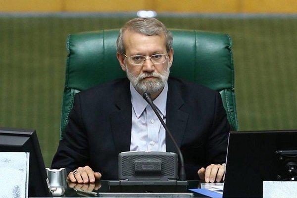 توضیحات لاریجانی درباره دلیل ارسال لوایح پالرمو و پولشویی به مجمع تشخیص