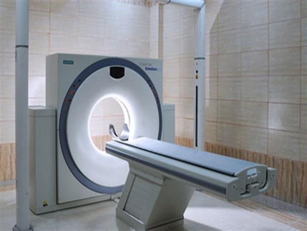 نصب دستگاه سی تی اسکن در بیمارستان شهید انصاری رودسر