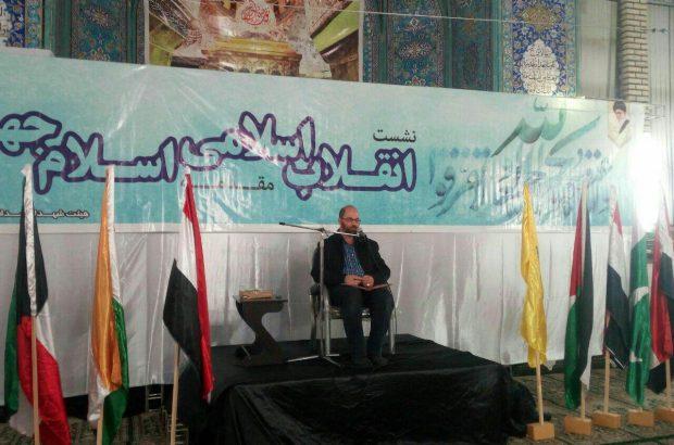 مسئولیت بازسازی امت اسلامی به دست خود مسلمانان است/انقلاب اسلامی خط بطلان بر ناکارآمدی اسلام کشید