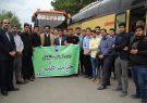 شرکت 70 نفر از دانشجویان دانشگاه آزاد اسلامی گیلان در اردوی حیات طیبه