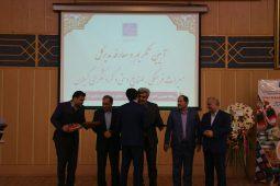 گزارش تصویری مراسم تودیع و معارفه مدیر کل میراث فرهنگی گیلان