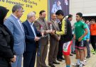 """دومین تور دوچرخه سواری جایزه بزرگ قهرمانی کشور """"جام کاسپین"""" در منطقه آزاد انزلی"""