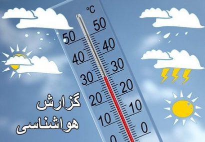 افزایش موقتی ابر و احتمال رگبار در گیلان/از جمعه هوا گرمتر می شود