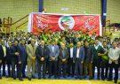 قهرمان لیگ تکواندو نوجوانان پسر کشور درشهرستان لاهیجان مشخص شد