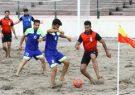 نخستین دوره مسابقات فوتبال ساحلی دانشجویان دانشگاه علمی – کاربردی کشور در منطقه آزاد انزلی برگزار شد