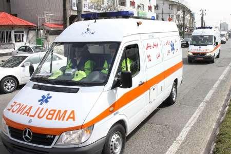 ضرب و شتم تکنسین اورژانس ۱۱۵ لوشان توسط همراهان بیمار
