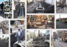 شهرداری لنگرود پیشگام در نهضت آسفالت و جمعآوری و هدایت آبهای سطحی