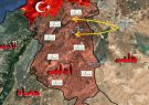 ترکیه برای تروریست های شمال سوریه حزب تشکیل می دهد