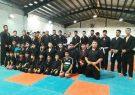 انزلی میزبان دبیرکل فدراسیون ورزش های رزمی ایران