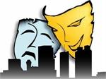 اجرای تئاتر خیابانی « نقطه سر خط » در پیاده راه فرهنگی شهرداری رشت
