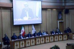 گزرارش تصویری جلسه شورای اداری استان گیلان