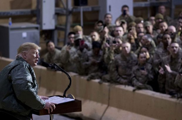 تحرکات مشکوک آمریکا در عراق و چند سوال/آیا ترامپ در فکر حمله نظامی به ایران است؟