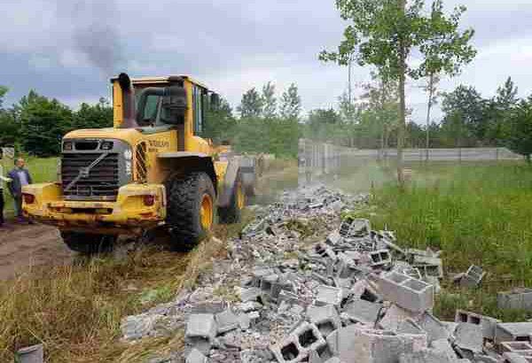 تشکیل گشت مقابله با ساخت و ساز غیر مجاز در سیاهکل
