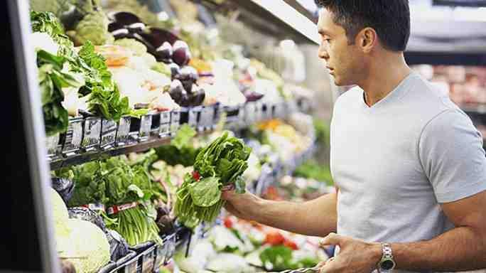 مردان ایرانی خوب غذا نمی خورند!/ ۷۵ درصد مردان اضافه وزن دارند