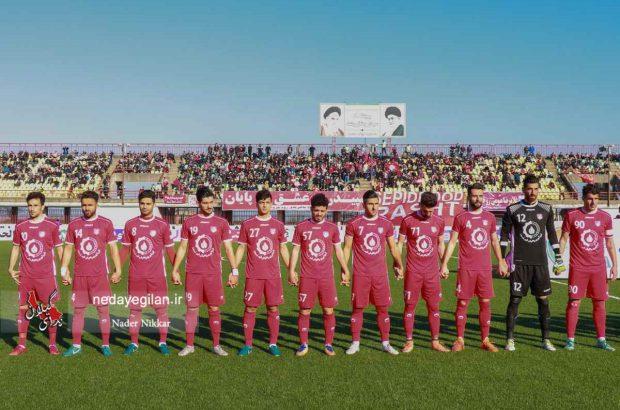 مدیرعامل باشگاه سپیدرود رشت استعفا داد