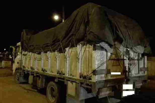 کشف ۴۰۰ میلیون ریال البسه قاچاق در آستارا
