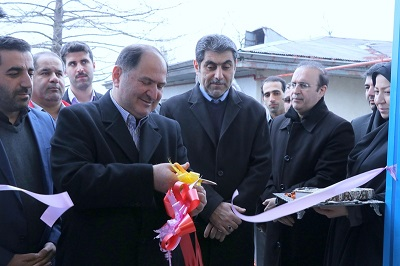 افتتاح 6 طرح عامالمنفعه و اشتغالزا در شهرستان رشت