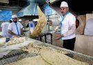 گندم ورودی به گیلان عامل پایین آمدن کیفیت نان استان