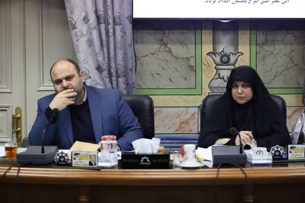 موافقت با تعریض پل آهنی هلال احمر / کمک برای مرمت مسجد حاج سمیع