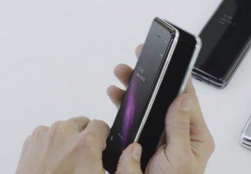 فیلم: Galaxy Fold گوشی تاشوی جدید سامسونگ را ببینید!