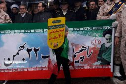 گزارش تصویری راهپیمایی یوم الله 22 بهمن در آستارا