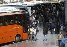حذف جریمه لغو بلیط مسافران در استان گیلان