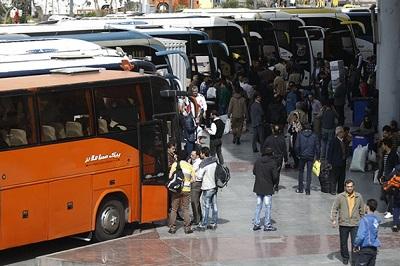 آمادگی 140 شرکت حمل و نقل برای جابجایی مسافران تابستانی گیلان