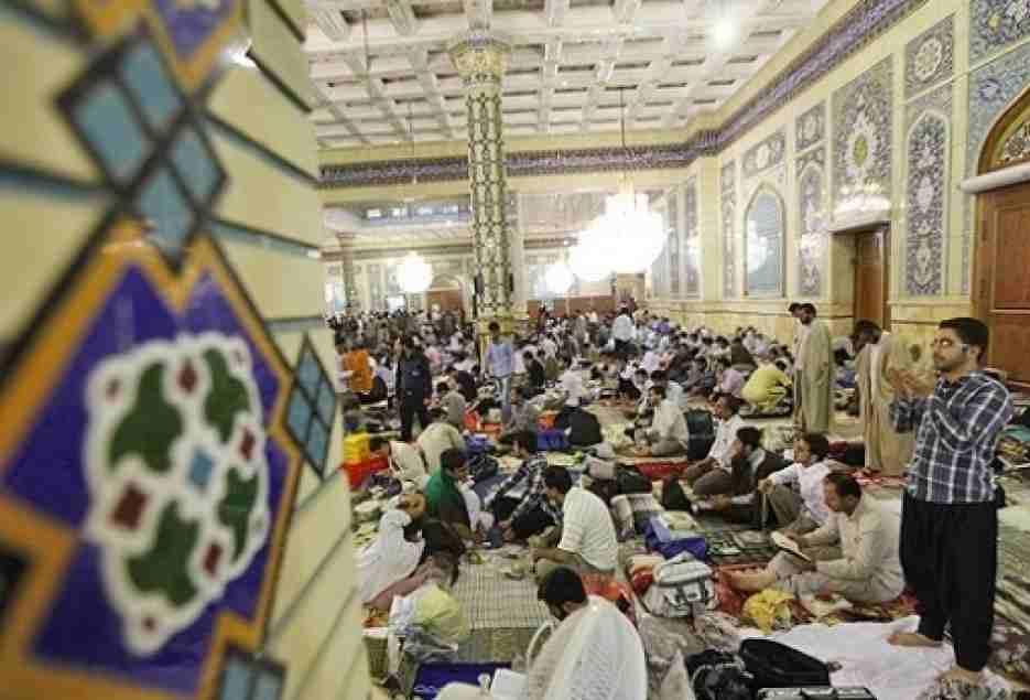 ثبت نام 7 هزار گیلانی برای اعتکاف در 90 مسجد استان