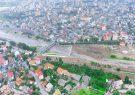 هشدار تخلیه مناطقی از شهر تالش به دلیل رانش زمین