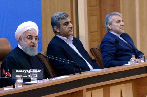 دستور روحانی برای اجرای شیوه نامه مصوب استانداری گیلان در سراسر کشور/ رئیس جمهور از استاندار گیلان تشکر کرد
