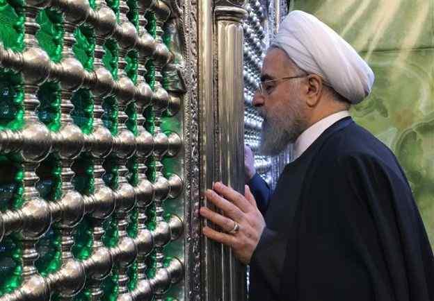 حل اختلاف مرزی 500 ساله در سفر روحانی به بغداد/رونمایی از نسخه جدید سیاست منطقه ای ایران در دیدار های غیر معمول رئیس جمهور