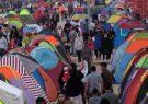 مسافران موجب اوج گرفتن کرونا در گیلان شدند/آمار مبتلایان در مناطق گردشگری و ییلاقی گیلان افزایش یافت