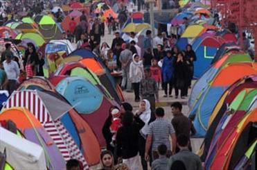برپایی هرگونه چادر در سطح شهر رشت ممنوع است/لغو برگزاری نمایشگاه ها در رشت