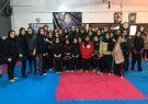 نفرات برتر مسابقات قهرمانی کیک بوکسینگ wka بانوان گیلان مشخص شدند