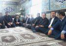 حضور مسئولان استان در مراسم یادبود ورزشکاران گیلانی