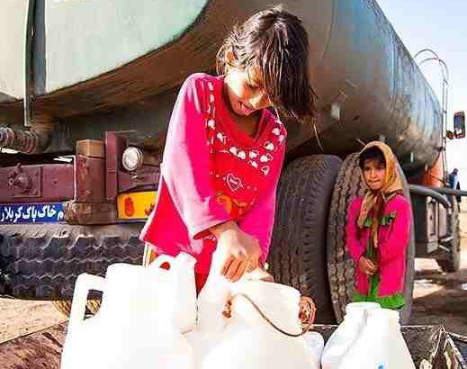 ایجاد خسارت در تاسیسات آب 19 روستای گیلان/آبرسانی به 140 خانوار از طریق تانکر