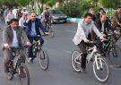 مدیران گیلان از دوچرخه برای حمل و نقل استفاده کنند
